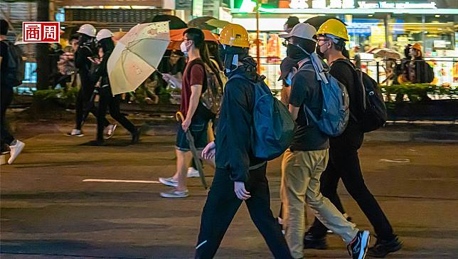 專訪勇武派青年》持續上街死鬥值得?「就是要加速滅亡,讓中共不能利用香港賺錢!」