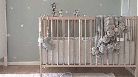 4招寶寶房適用:寢室妝點小物 新年來點不一樣的顏色!