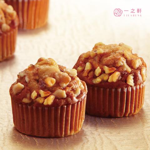 8入桂圓核桃蛋糕