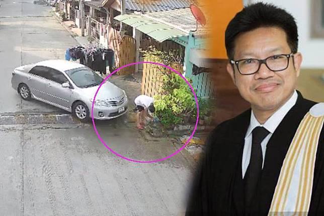 ทนายชี้'เพื่อนบ้านโหด'ขับชนเจตนาฆ่า โทษประหารชีวิต