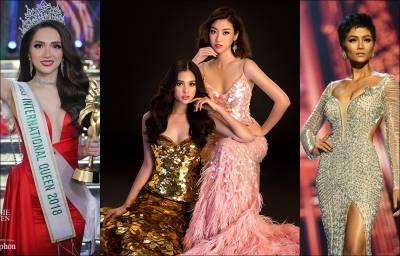 Hoa hậu Thế giới 2019 tổ chức tại Thái Lan, người kế nhiệm Tiểu Vy sẽ may mắn như Hương Giang, H'Hen Niê?