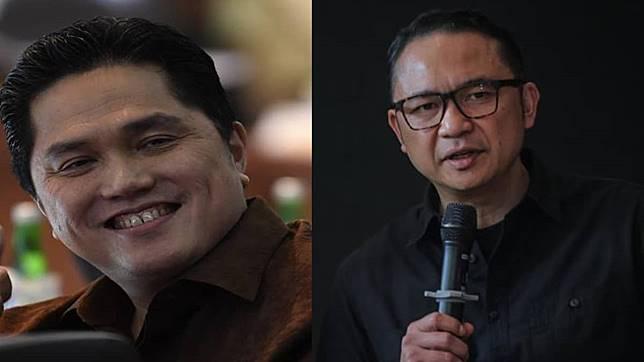 Dirut Garuda Indonesia Dipecat Erick Thohir, Dikenal Dekat dengan Pramugari
