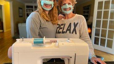 超佛心大學生為聽障者製作口罩