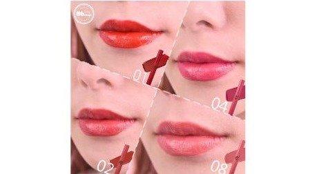 韓國 CLIO 天鵝絨霧面唇釉