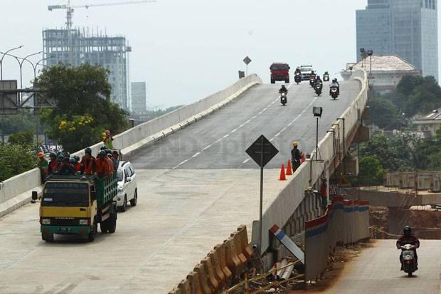 Fokus Penataan Trotoar, DKI Tunda Pembangunan 2 Flyover dan 1 Underpass