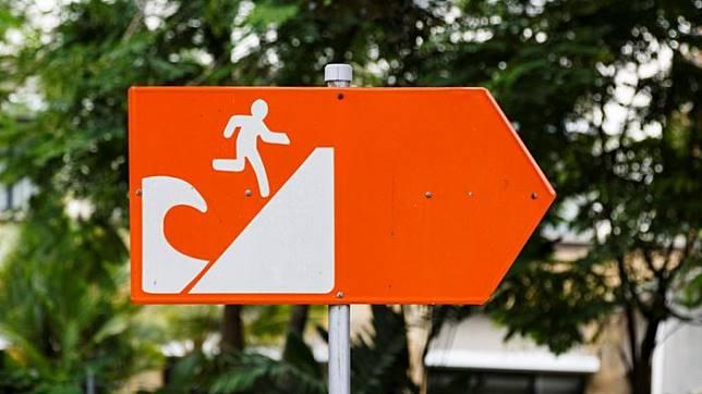 6 Tsunami Dahsyat yang Pernah Menghantam Indonesia