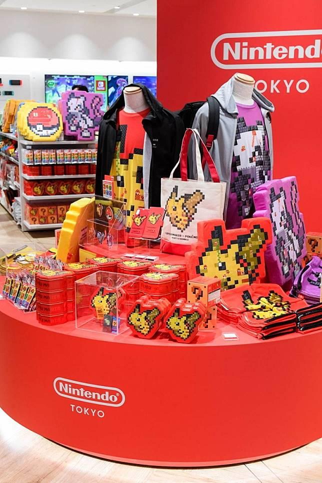 店舖跟Pokemon Center Shibuya推出了聯乘產品,應該會吸引唔少粉絲幫襯。(互聯網)