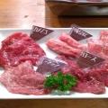 黒毛和牛盛り合わせ200g - 実際訪問したユーザーが直接撮影して投稿した歌舞伎町焼肉YAKINIKU BAR ヤキニクバル NO MEAT NO LIFE 2ndの写真のメニュー情報