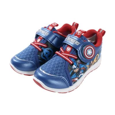 台灣製優質舒適運動型閃燈運動鞋 復仇者聯盟流行電影授權圖案設計 漂亮可愛小朋友最開心