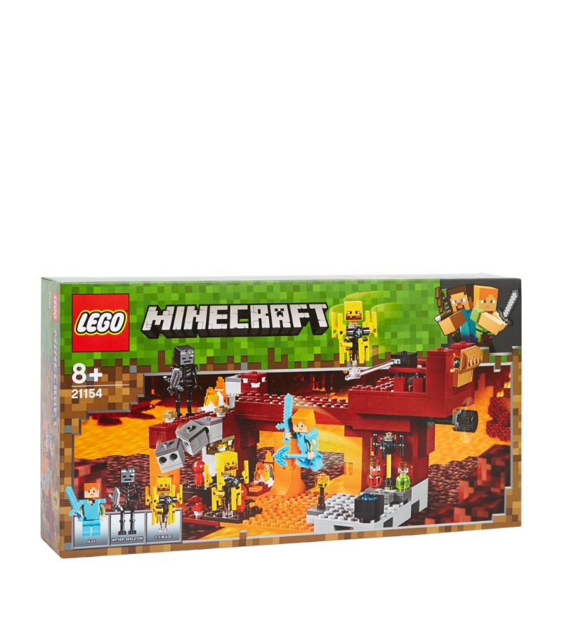 Watch them enjoy action-packed Minecraft adventures with LEGO's The Creeper Mine set. Packed with a