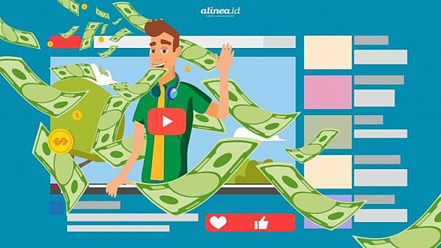 Youtuber 'ngambek' dan muslihat raup uang dari konten