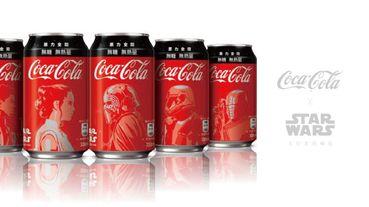 「可口可樂 x 星際大戰」就在全家!12種不同包裝,加碼還能抽《STAR WARS:天行者的崛起》限量週邊~