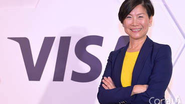 專訪》Visa注入科技活血 趙麗芳策略解密