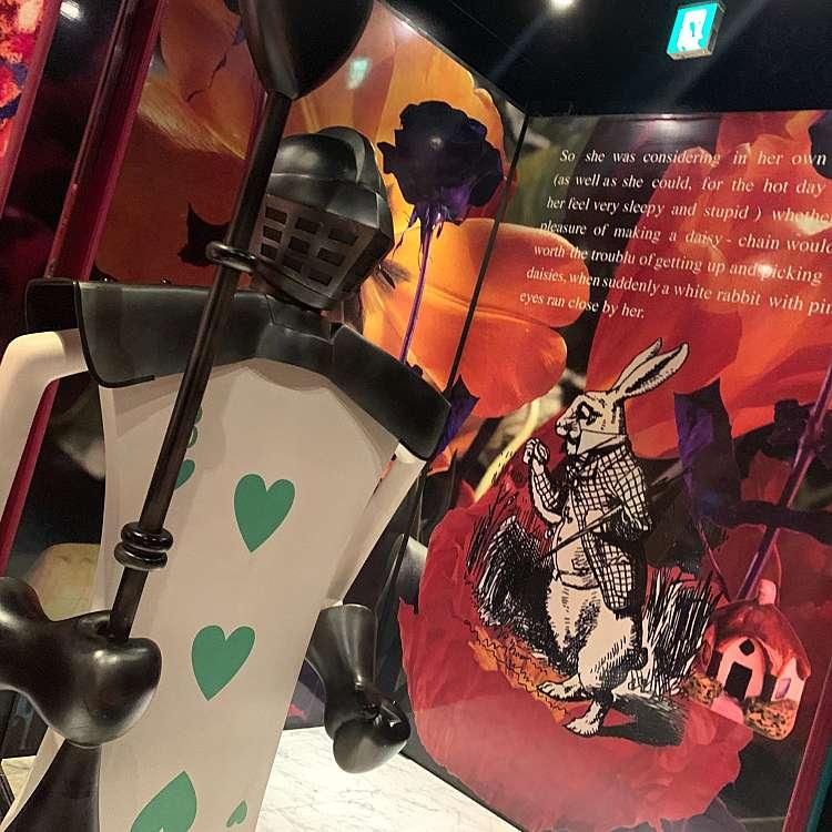 実際訪問したユーザーが直接撮影して投稿した歌舞伎町バー絵本の国のアリスの写真
