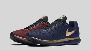 新聞分享 / Nike Air Zoom Pegasus 33 'Michael Johnson Golden Shoes'