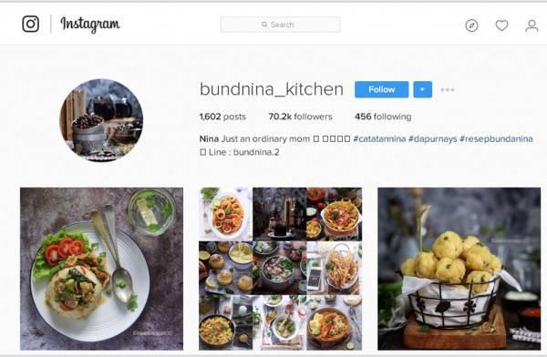 Agustina Dwi Kurniawati (Instagram: @bundnina_kitchen, catatan-nina.blogspot.co.id)