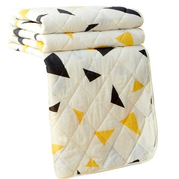 限定款涼被毯子 三角之戀 150x200公分 可水洗 涼感被