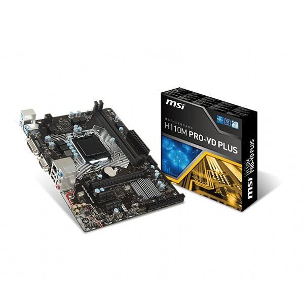 處理器• 支援 LGA1151 架構的第六代 Intel® Core™ i3/i5/i7 處理器, 和 Intel® Pentium®, Celeron® 處理器* CPU 支援情況請查詢 CPU 支