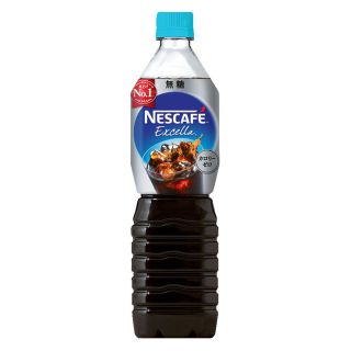 ネスレ エクセラ ボトルコーヒー 無糖 900ml