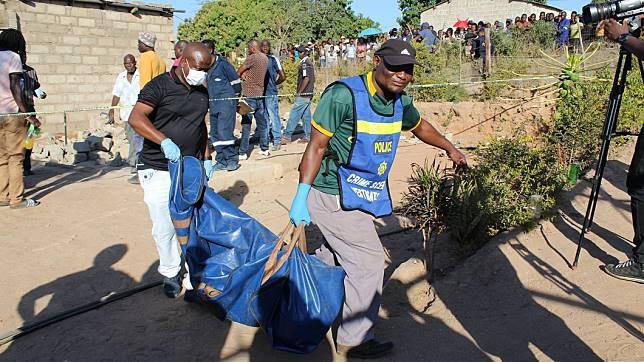 遺體被尋獲。圖/翻攝mwelimasilela推特