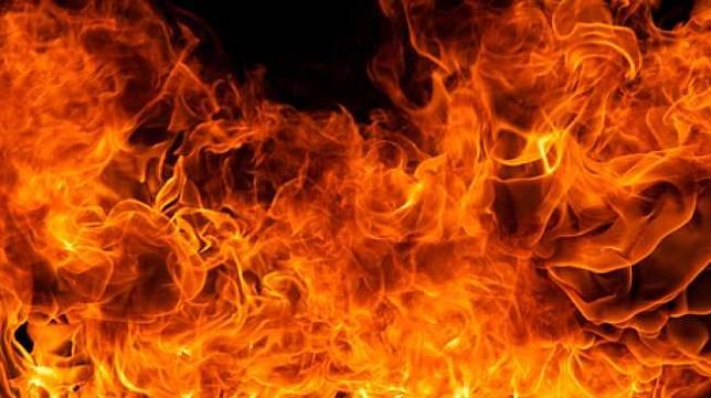 Ilustrasi api/kebakaran. (Shutterstock)