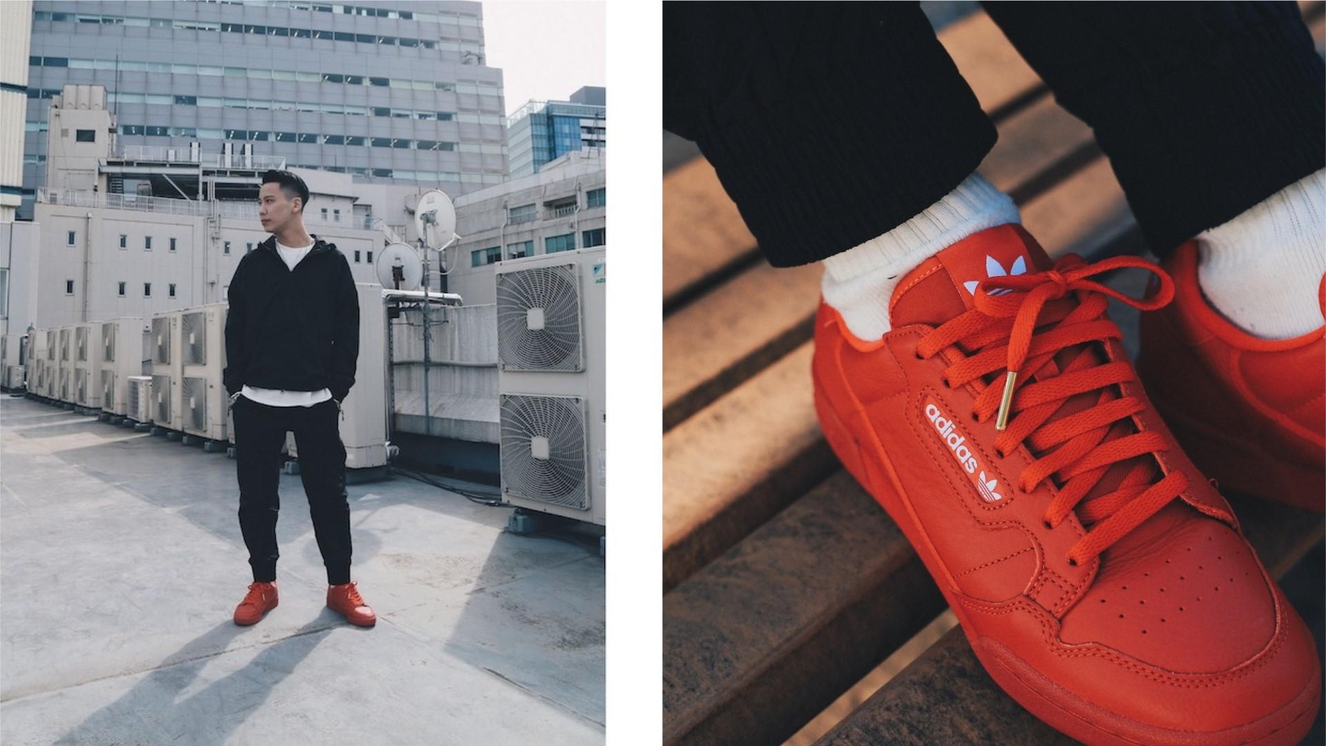 街頭與休閒的演繹|人氣鞋店 atmos 與 adidas Originals 攜手合作!