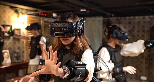 玩家可以一次過玩齊AR、VR和MR遊戲,滿足不同感官刺激。