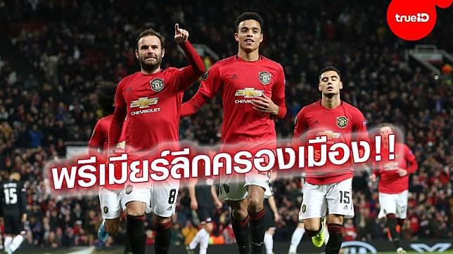 ทีมอังกฤษทั้งนั้น!!