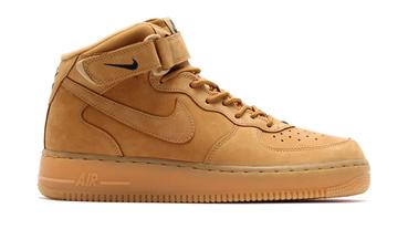 """新聞速報 / Nike Air Force 1 Mid """"Wheat"""""""