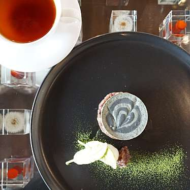 実際訪問したユーザーが直接撮影して投稿した西ノ京南原町カフェウサギノネドコ 京都店の写真