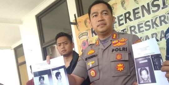 Begal Motor Antar Kabupaten Tewas Ditembak Polisi di Karawang