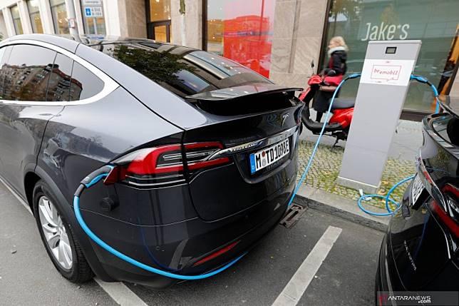 Terpincut teknologi Jerman, Tesla siapkan pabrik baterai di Berlin
