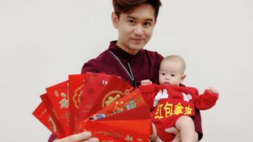 吳俊宏爽被兒子屎尿噴滿臉 笑稱黃金甜蜜蜜