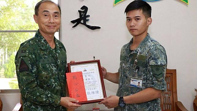 圖/翻攝自中華民國陸軍臉書
