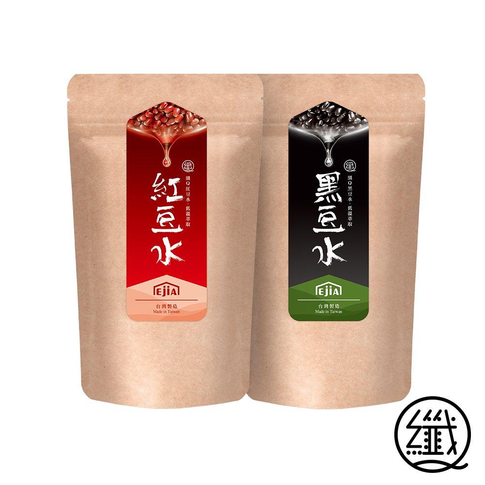 【纖Q】黑豆水+紅豆水 (2g*30入/2包)