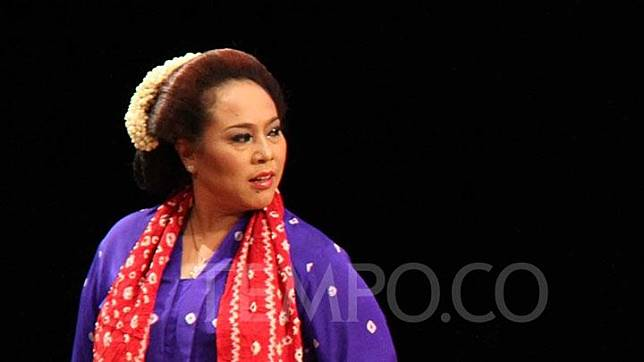 Komedian Nunung. Dok TEMPO/Agung Pambudhy