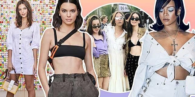 Ini Gaya Para Selebriti di Coachella 2018!