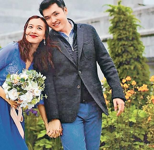 千雪與Justin婚後仍然分隔兩地。