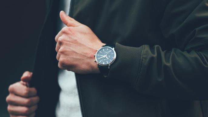 戴上這錶,路人都想問你在哪買的!有型無負擔的『質感男錶』推薦
