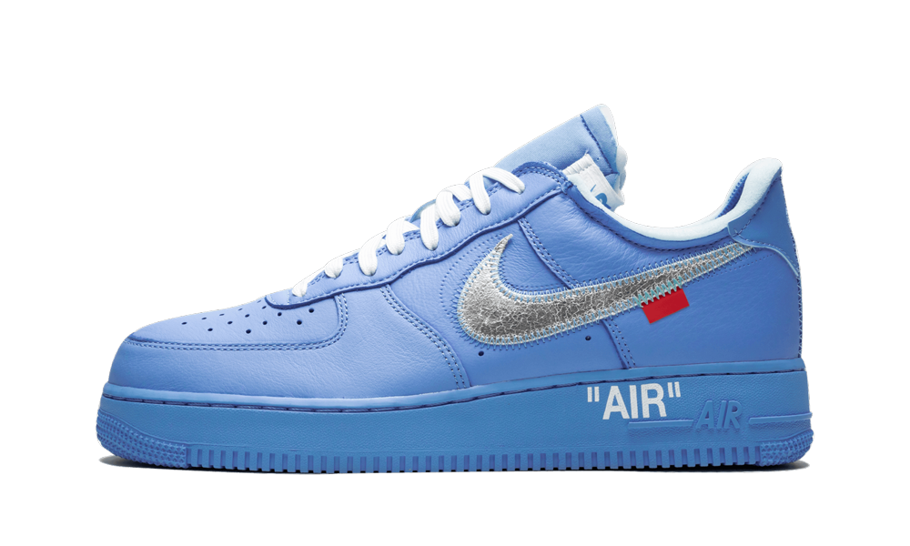 The Off - White X Nike Air Force 1