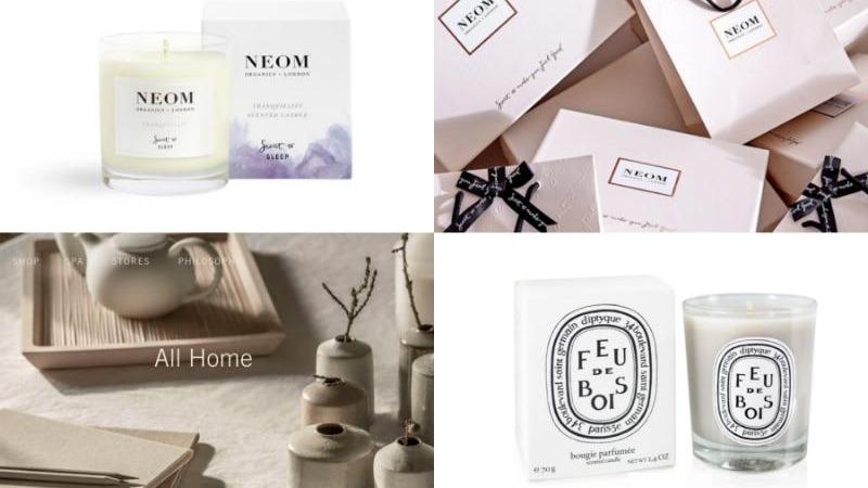 無時無刻都要香香的!精選三大經典品牌的『居家香氛』提案~