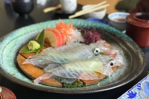 Inilah Masakan Unik di Jepang yang Menggunakan Bahan Mentah