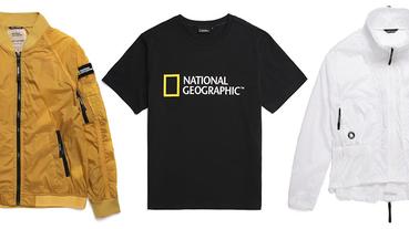 國家地理 原來不只是頻道 GO WILD 野聚戶外獨家代理服飾系列