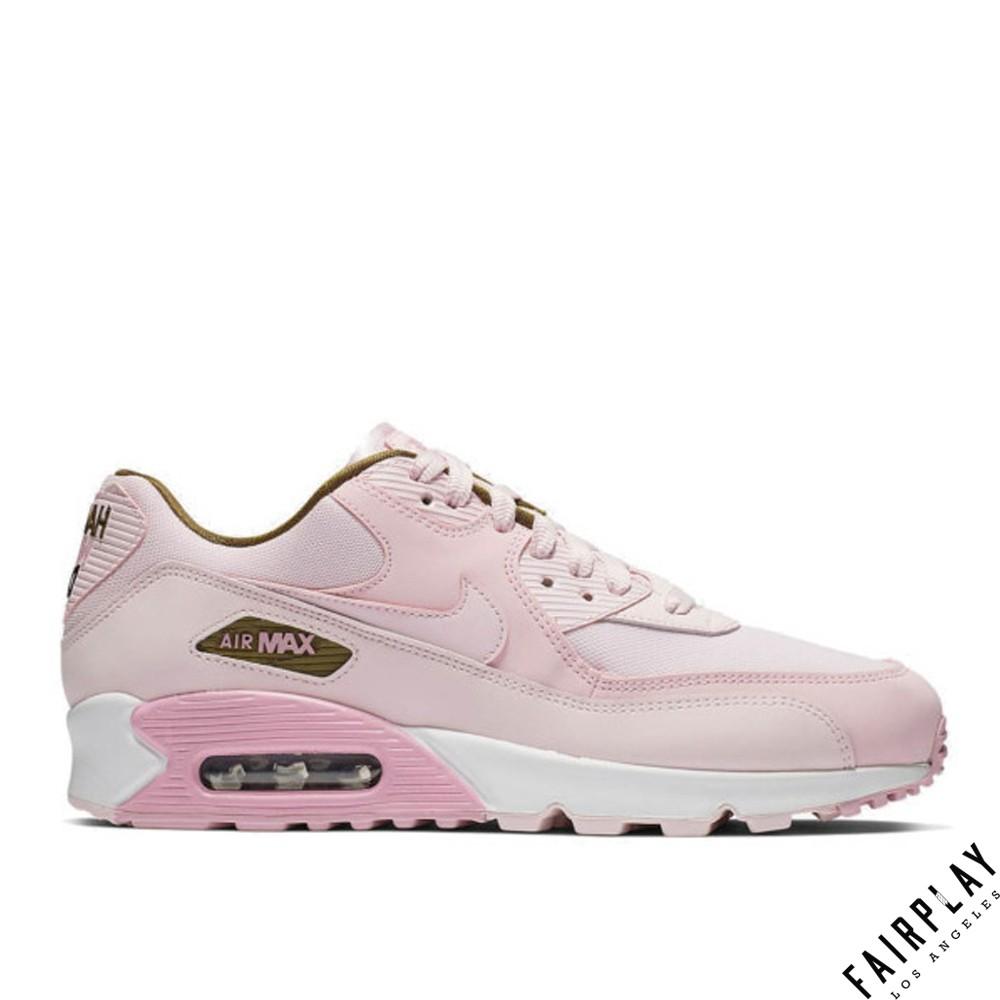 Nike W Air Max 90 SE 粉 女鞋 低筒 復古 氣墊 運動鞋 慢跑鞋 881105-605