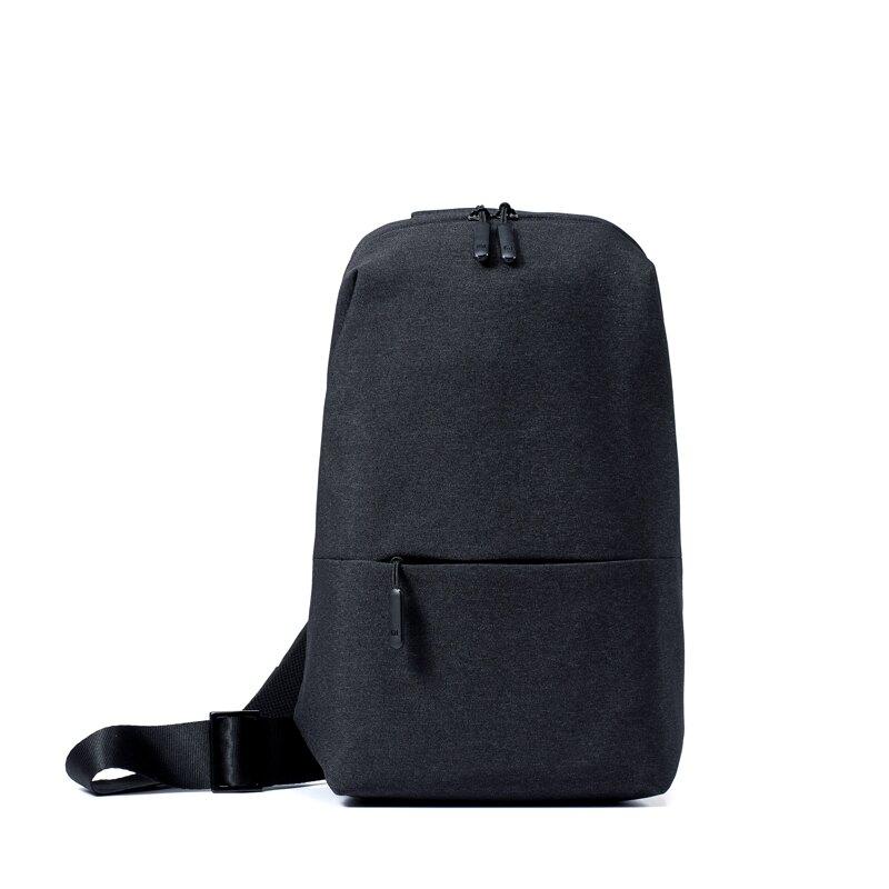 【台灣現貨】小米多功能都市休閒胸包 雙肩包 後背包 休閒包 旅遊包 登山包 學生書包 情侶包