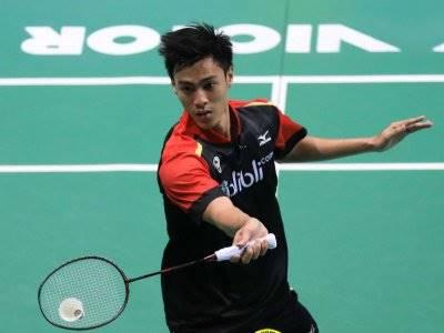 Shesar Hiren Buat Unggulan Angkat Koper dari Thailand Masters 2020