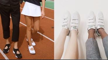 足下也要閃! 嚴選 4 雙「燙手鞋款」的情侶鞋放閃提案