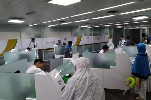 Sambut Jamaah Haji, Ditjen Imigrasi Siapkan Konter Khusus