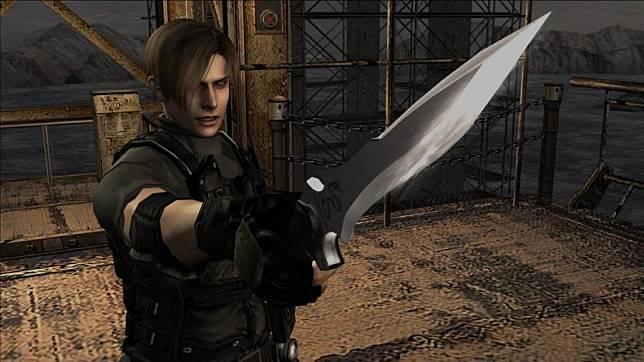 เกมเมอร์ปราบ Resident Evil 4  ด้วยการใช้มีดกับระเบิด จนความแม่นปืนติด 0%