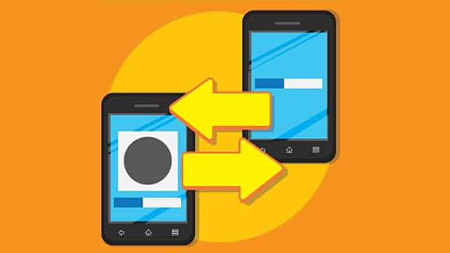 วิธีใช้ AirDrop บน Windows และมือถือ Android